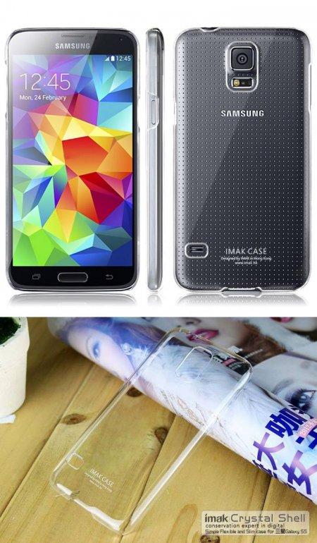 Imak Crystal Shell Galaxy S5 G900