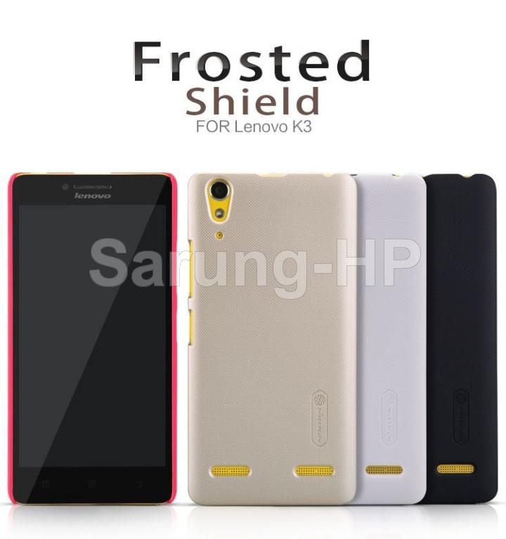 premium selection 82f4b 22a41 Nillkin Super Frosted Shield Hard Case Lenovo A6000/A6000+