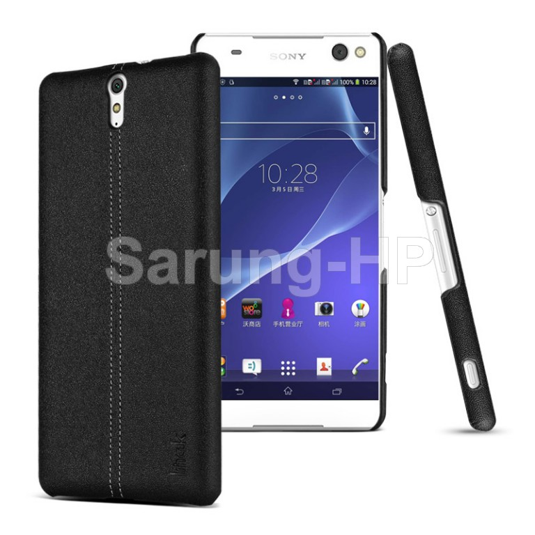 super popular f4ef9 4a187 Imak Ruiyi Leather Hard Case Sony Xperia C5 Ultra / C5 Ultra Dual
