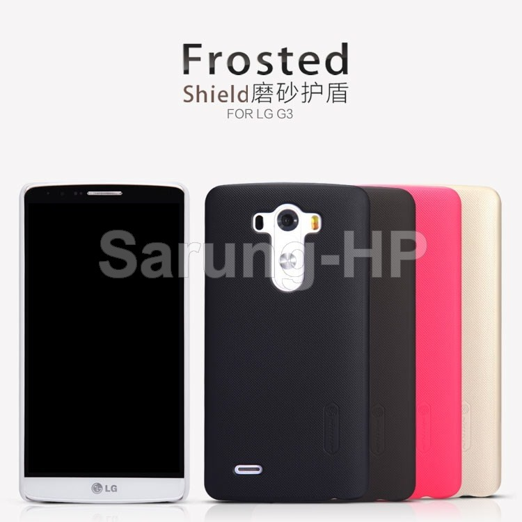 Nillkin Super Frosted Shield Hard Case LG G3 D850