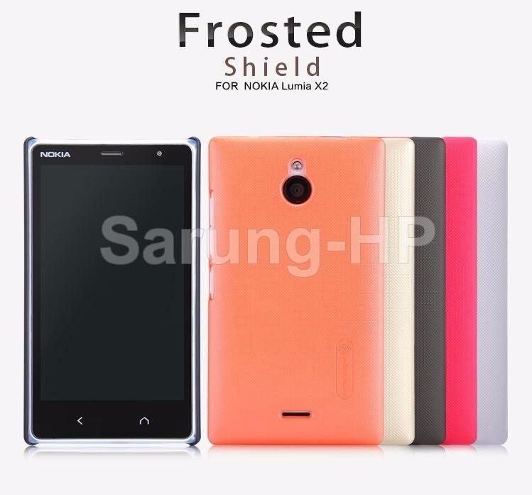 Microsoft Nokia Nokia X2 Nillkin Super Frosted Shield Hard